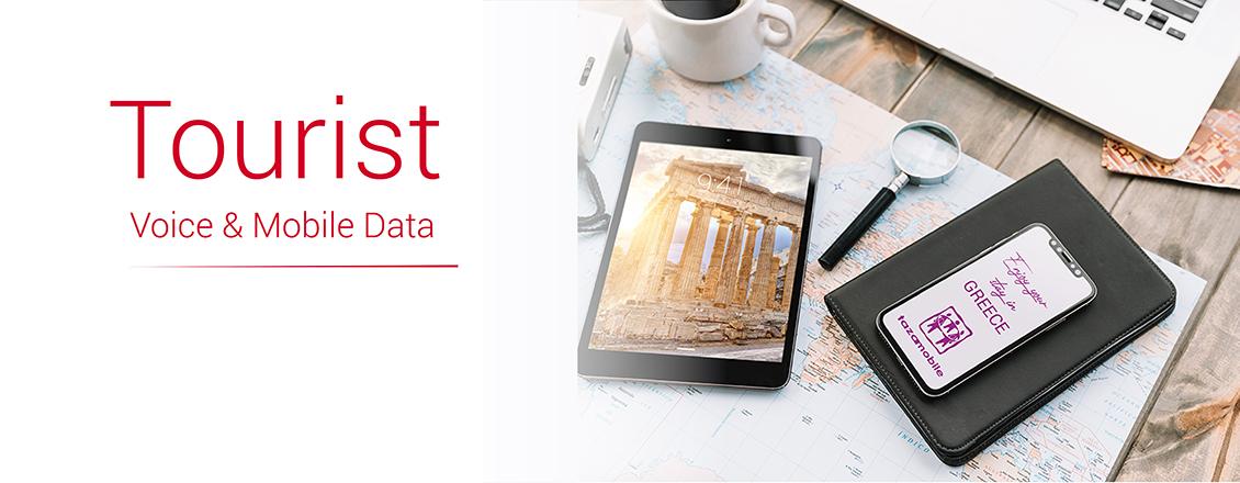 Tourist Voice & Data Bundles